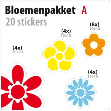 Bloemenpakket STP-02 A