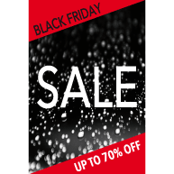 Poster Black Friday Sale BF-012