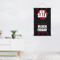 textielposter black friday PM-006