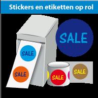 Stickers op rol SR-024