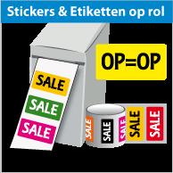 Stickers op rol SR-035