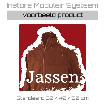 JASSEN vierkant IMS-006
