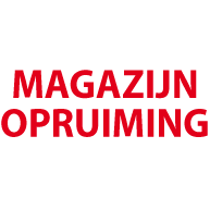 Raamletters magazijn opruiming RL-0005