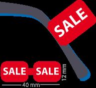 Montuursticker sale BR-0015