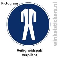 Pictogram 5 stuks 'veiligheidspak' PICTO-168