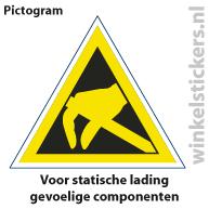 Pictogram 5 stuks 'lading' PICTO-114