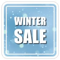 Raamsticker winter sale VI-021