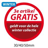 productstickers 3e artikel gratis winter STV-025