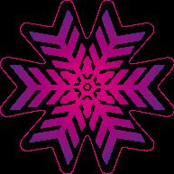 Raamsticker ijsster VA-0065