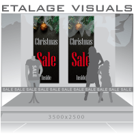 visual christmas sale vis-020
