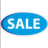 Raamsticker sale OV-0013