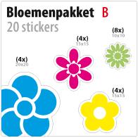 Bloemenpakket STP-02 B