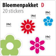 Bloemenpakket STP-02 D