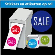 Stickers op rol SR-025