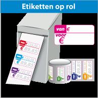 Stickers op rol SR-036
