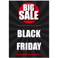 Poster Black Friday sale BF-026