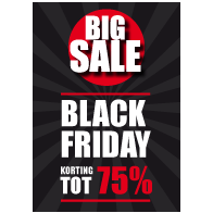 Poster Black Friday sale BF-025