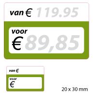 productstickers van voor ETI-011