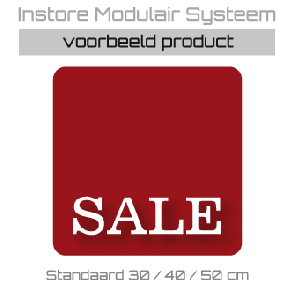 SALE vierkant IMS-001