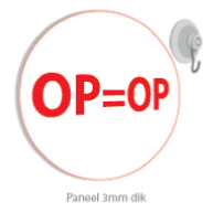 6 panelen OP=OP korting PA-21