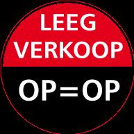 Vloersticker leegverkoop op=op VLCI-0029