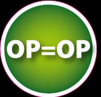 Raamsticker op=op CI-0020