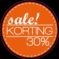 Vloersticker sale korting VLCI-0035