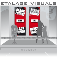 black friday sale visual BF-030