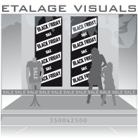 etalage black friday vis-015